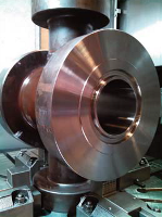 Drill Spool During Machining